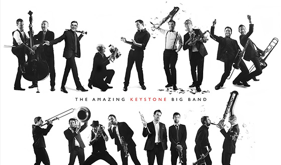 The Amazing Keystone Big Band