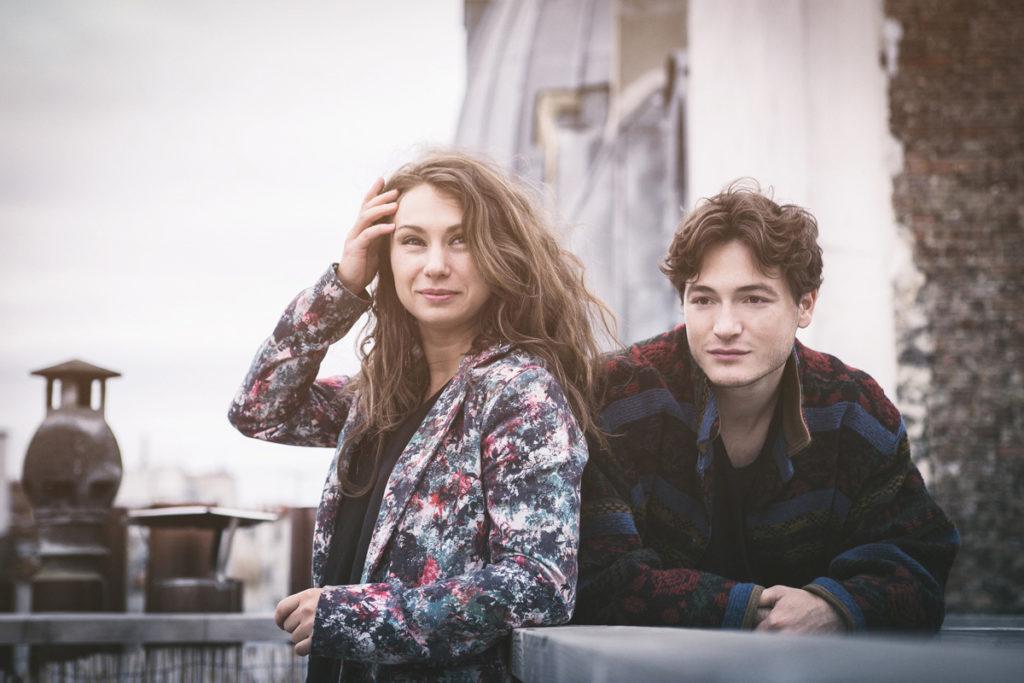 Thomas Enhco et Vassilena Serafimova