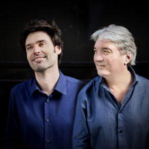 Paul Lay et Eric Le Lann - ©Thomas Lang