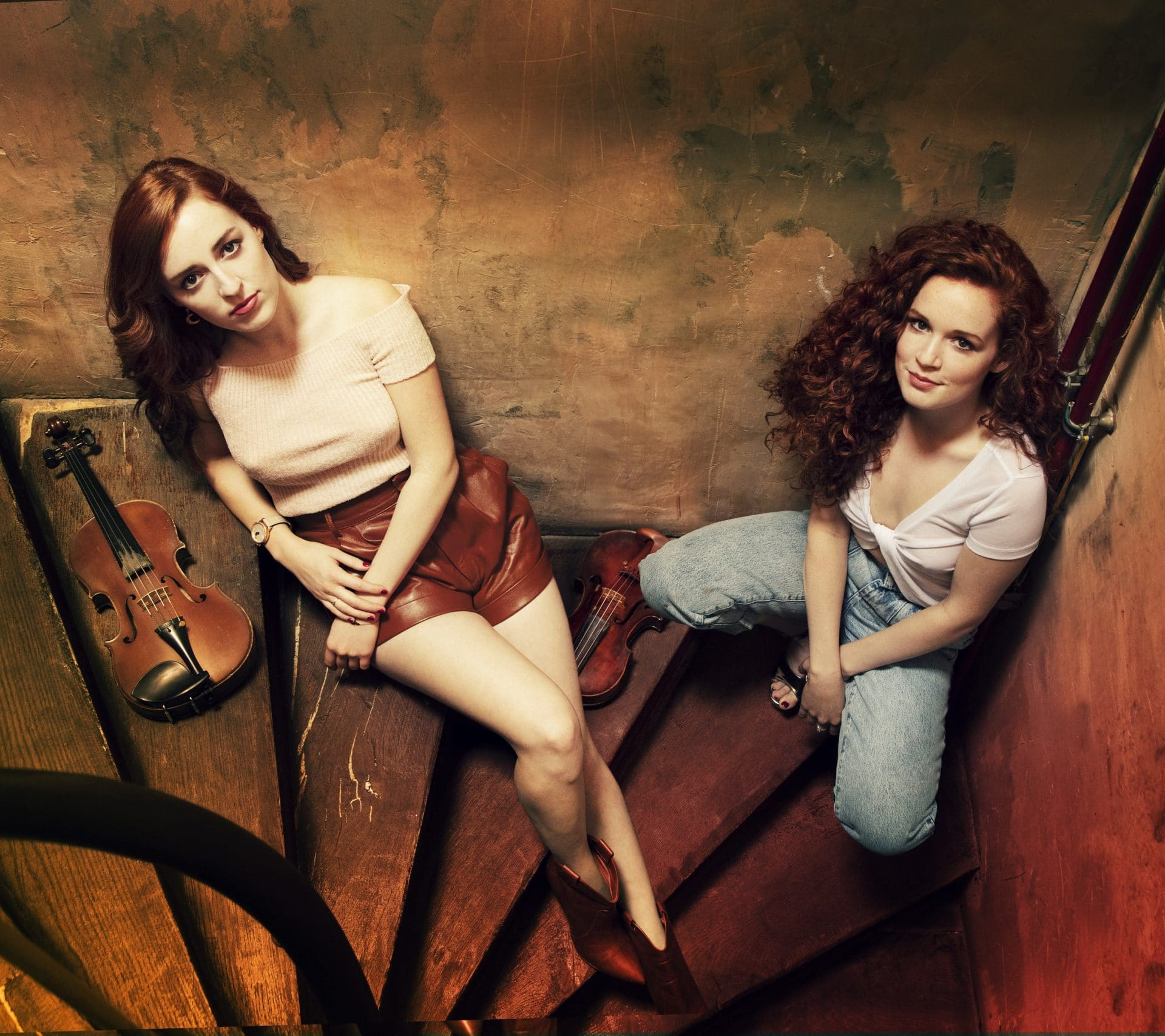 Camille et Julie Berthollet - ©Simon Fowler